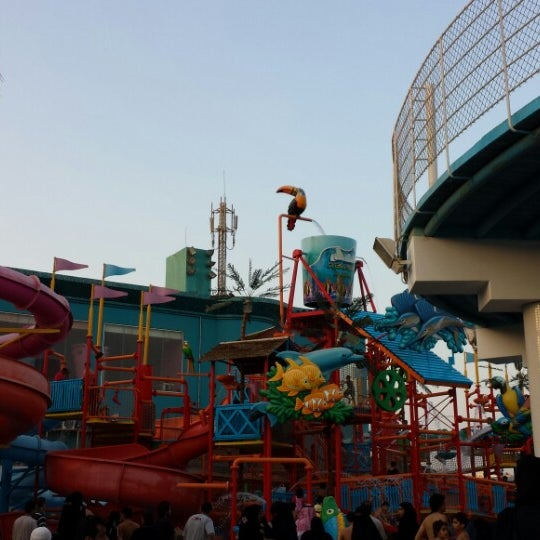 Photo taken at Water Park by Mohammad A. on 8/17/2013