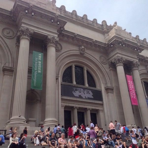 Photo taken at Metropolitan Museum of Art by Kevin M. on 7/11/2013