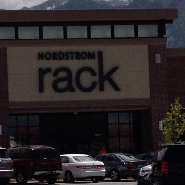 Photo Taken At Nordstrom Rack Commons South Towne By Ben D On 6