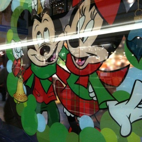 Photo taken at Disney Store by AElias A. on 11/24/2012