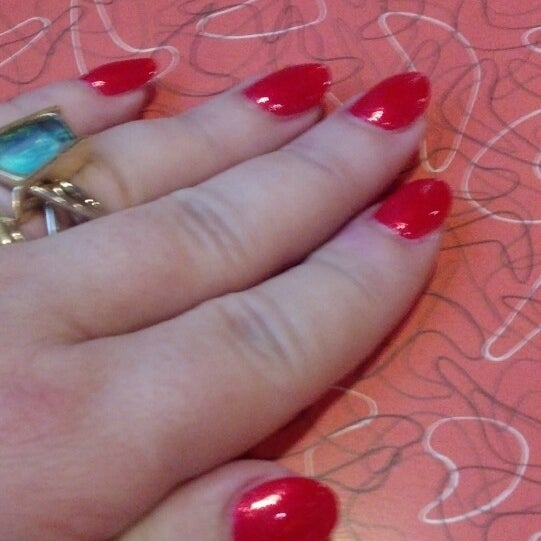 Photo Taken At Allure Nail Spa By Danielle On