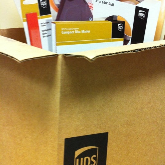 Photo taken at UPS Customer Center by DF (Duane) H. on 12/8/2012