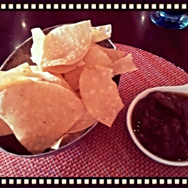 Salsa and Chips ;)