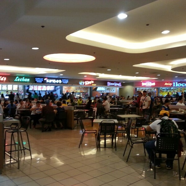 Photo taken at SM Food Court by Paolo B. on 7/17/2013