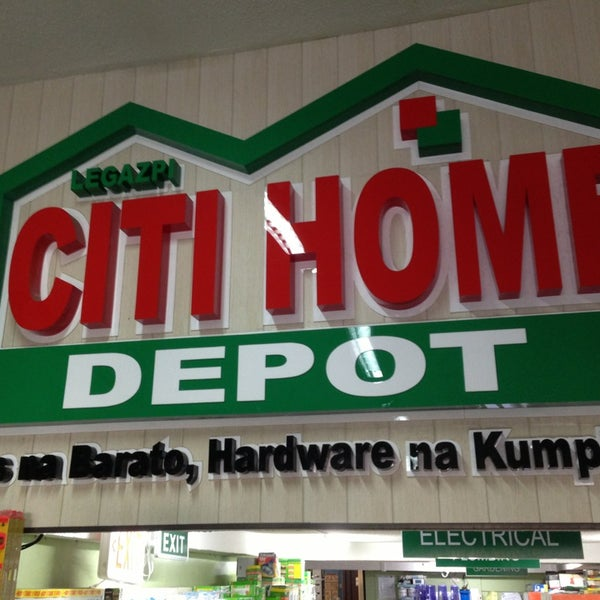Legazpi Citi Home Depot Furniture Home Store