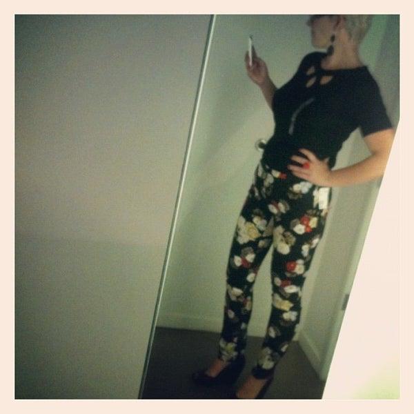 Photo taken at H&M by Amanda W. on 9/25/2012
