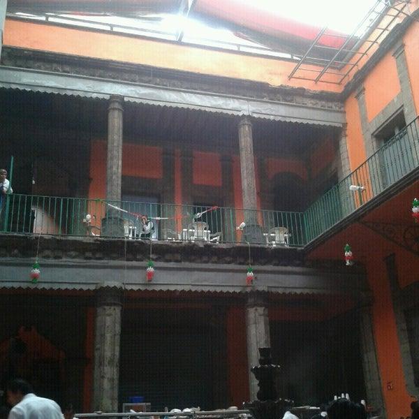 Los tacos restaurante mexicano en ciudad de m xico for Los azulejos restaurante mexicano