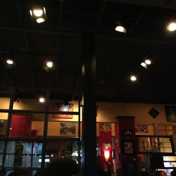 Photo taken at Café Tu Tu Tango by j r. on 7/22/2013