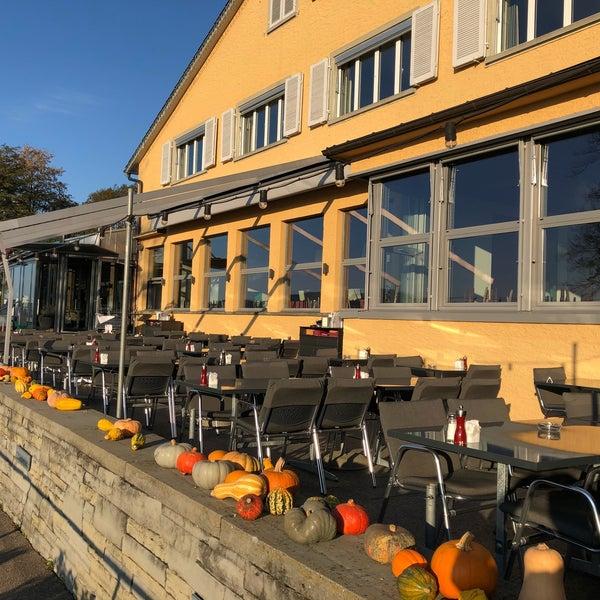 Das Foto wurde bei Restaurant Die Waid von Chrizz am 10/15/2018 aufgenommen