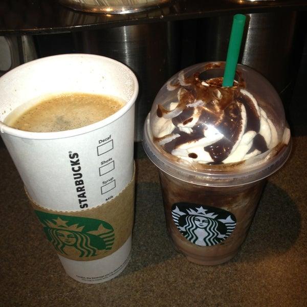 Photo taken at Starbucks by Allison M. on 7/18/2013