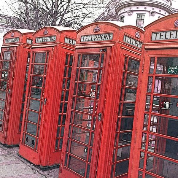 Photo taken at Oxford Street by Thananon _. on 1/4/2013
