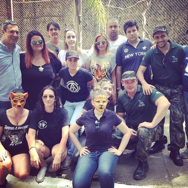 Photo taken at Parque das Hortênsias by Amandyta♛ F. on 3/9/2014