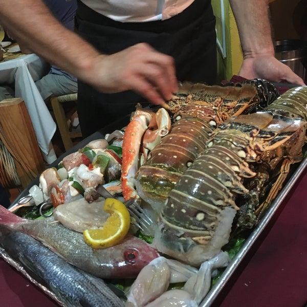 Some of the freshest and best tasting seafood around, worth leaving the central area