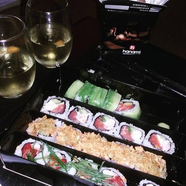 Hanami sushi ramos mej a buenos aires for Comida rapida y calentita