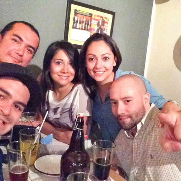 Foto tomada en Cervecería 7B por Libelulario el 8/31/2014