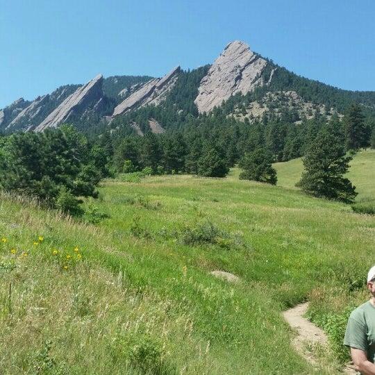 Photo taken at Colorado Chautauqua National Historic Landmark by Gayle C. on 7/28/2015