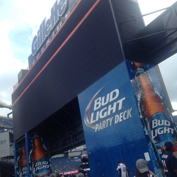 Photo Taken At Bud Light Party Deck By Molly B. On 9/21/