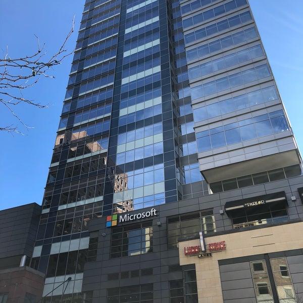 Microsoft Lincoln Square