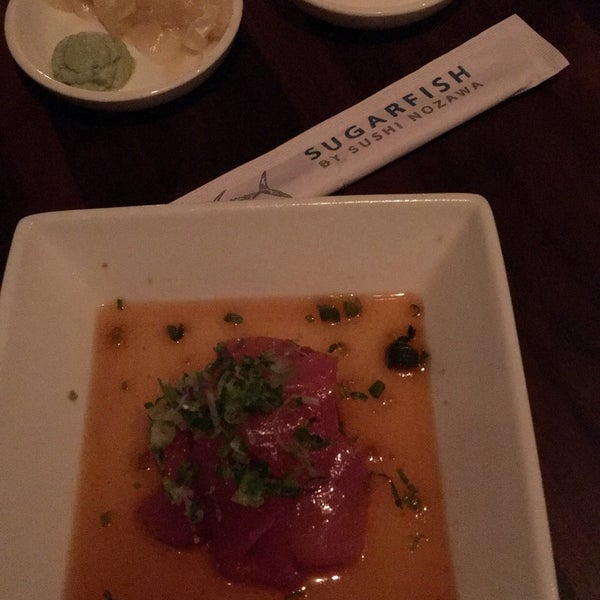 Photo taken at Sugarfish by Hector on 10/30/2017