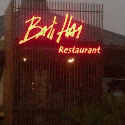 Photo taken at Bali Hai Restaurant by Mark G. on 10/31/2012