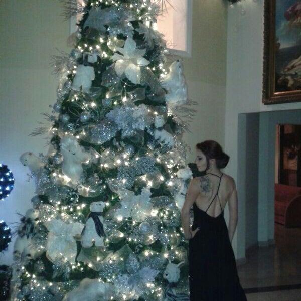 Foto tomada en Castillo De La Fantasia Gran Hotel por Laura S. el 12/28/2013