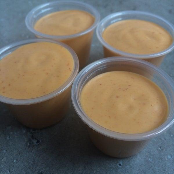 Siracha sauce on everything please!