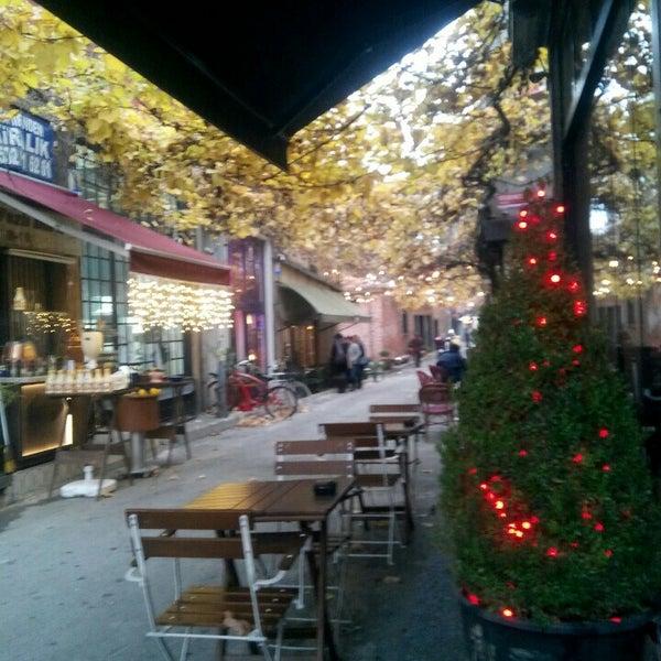 1/14/2016 tarihinde O A.ziyaretçi tarafından Pan Karaköy'de çekilen fotoğraf