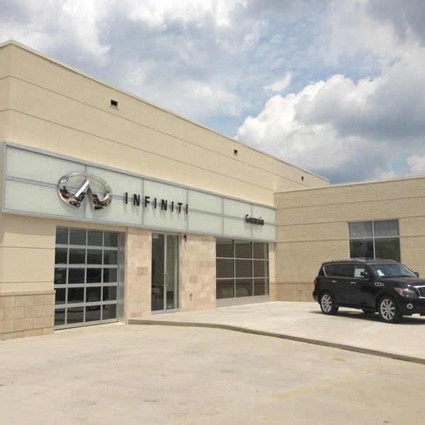 Infiniti Dealership Columbus Ohio >> Infiniti of Easton - Easton - 3833 Morse Rd