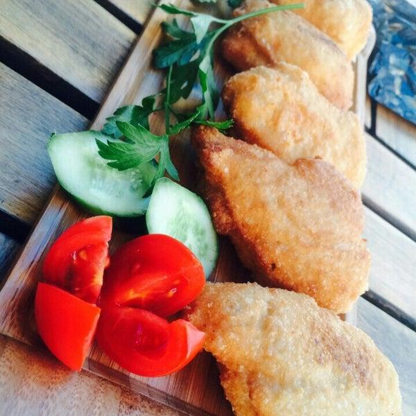 8/14/2015 tarihinde Mertkan A.ziyaretçi tarafından Otlangaç Kahvaltı & Kafe'de çekilen fotoğraf