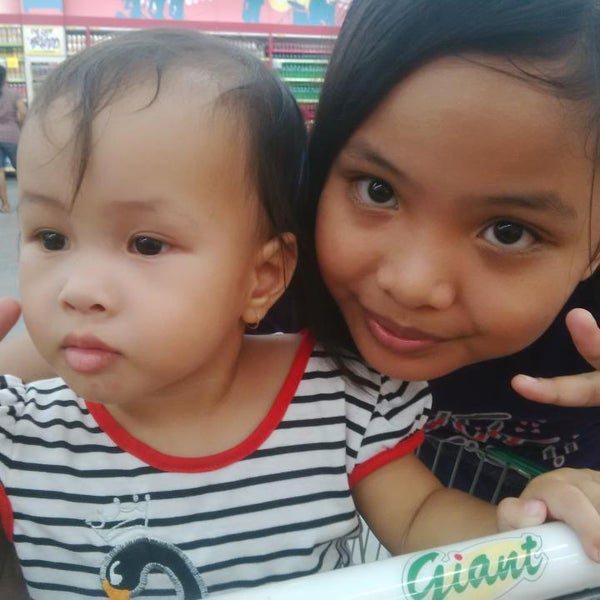 Photo taken at Giant by Phang's on 4/9/2014