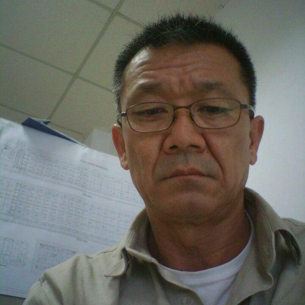 รูปภาพถ่ายที่ Cosco Zhoushan Drydocks โดย Mauro M. เมื่อ 6/13/2013
