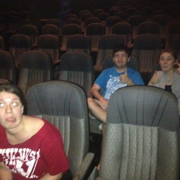 Photo taken at Regal Cinemas Fairfax Towne Center 10 by Randall P. on 6/24/2013