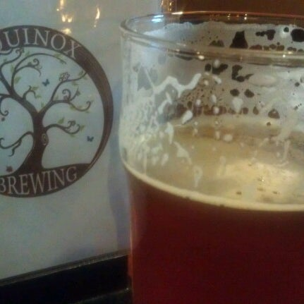 Photo taken at Equinox Brewing by Julieanna D. on 2/4/2013
