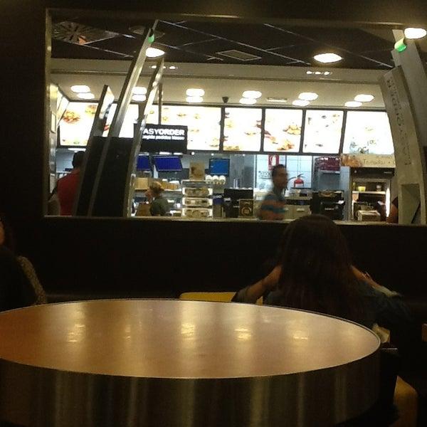 Photo taken at McDonald's by Benjamín B. on 7/4/2013
