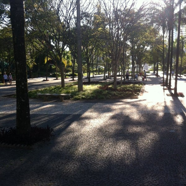 Photo taken at Calçadão Oiapoque by Vinicius H. on 10/20/2013