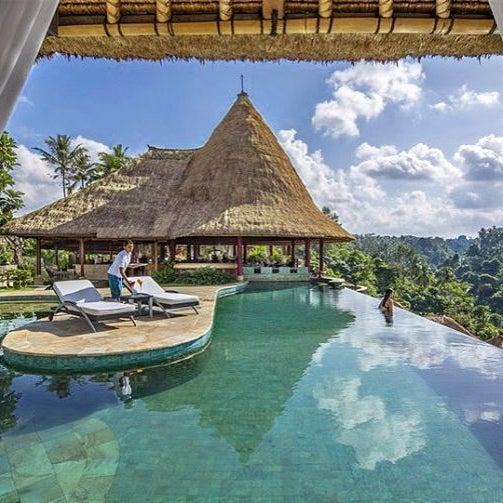 Photo taken at Viceroy Bali by Küçük Oteller.com.tr on 3/7/2016
