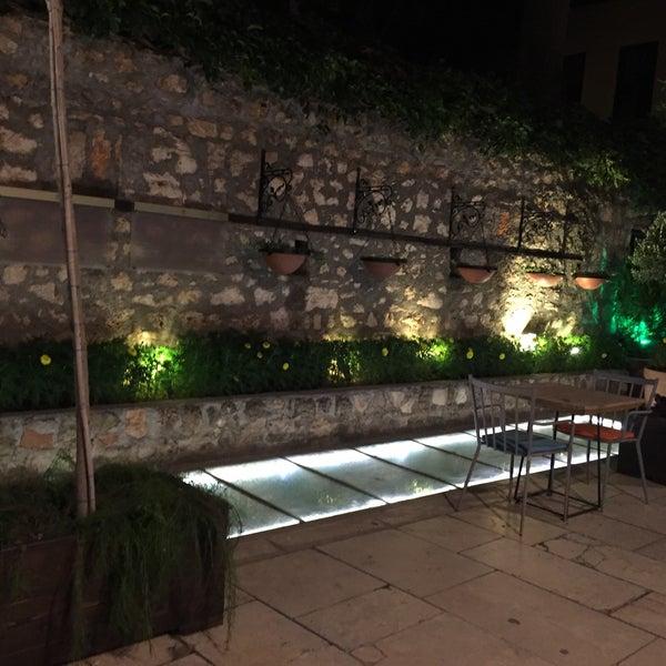 9/24/2016 tarihinde mükerrem ş.ziyaretçi tarafından Alp Paşa Boutique Hotel'de çekilen fotoğraf