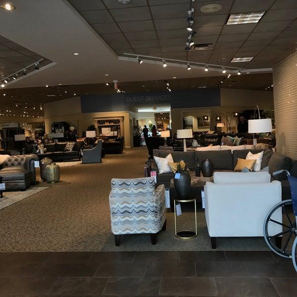 Photo Taken At Havertys Furniture By ♰Jim K. On 9/2/2017
