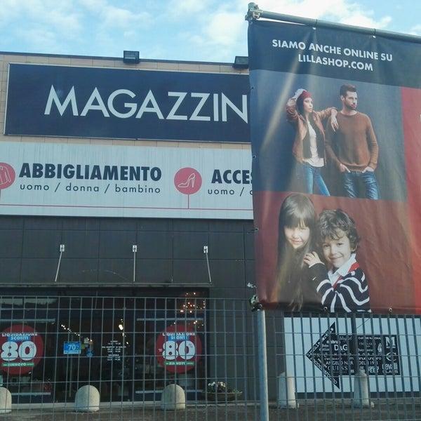 Magazzini Firme outlet - Magliano Alfieri, Piemonte