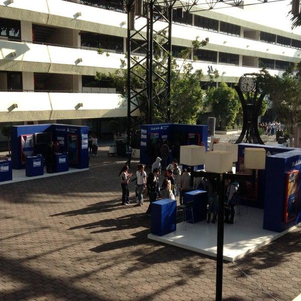 1/16/2013 tarihinde Israel A.ziyaretçi tarafından Universidad La Salle'de çekilen fotoğraf