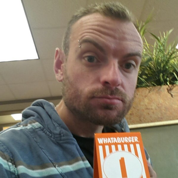 Photo taken at Whataburger by Jeffery S. on 10/8/2013