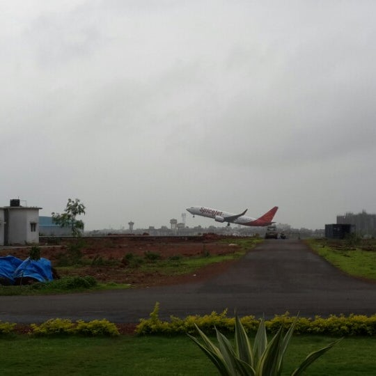 Photo taken at Goa International Airport / Dabolim Airport (GOI) by Павел П. on 6/20/2013
