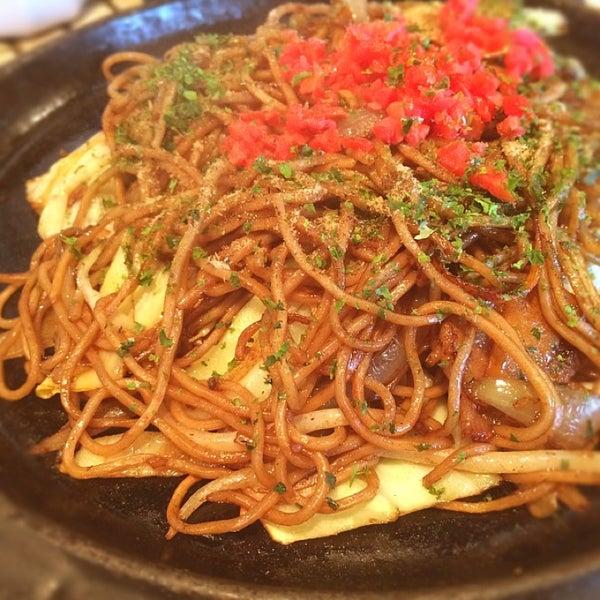 4/17/2014にWataru M.が焼きそばのまるしょう 豊四季本店で撮った写真