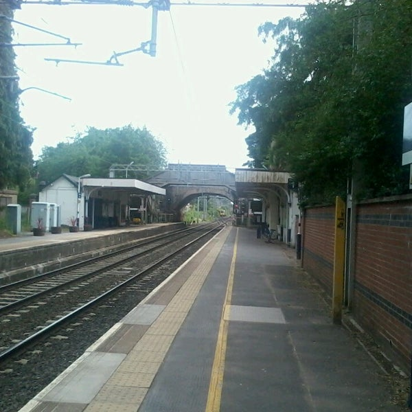 Photos At Alderley Edge Railway Station Ald London Road