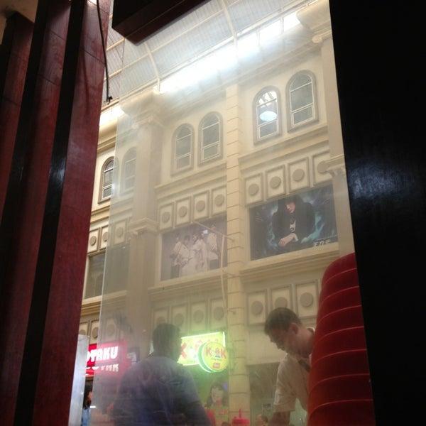 Photo taken at Nagoya Hill Food Street by Dody F. on 7/7/2013