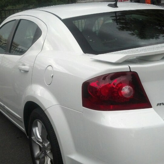 Atlanta Airport Avis Rental Car Return