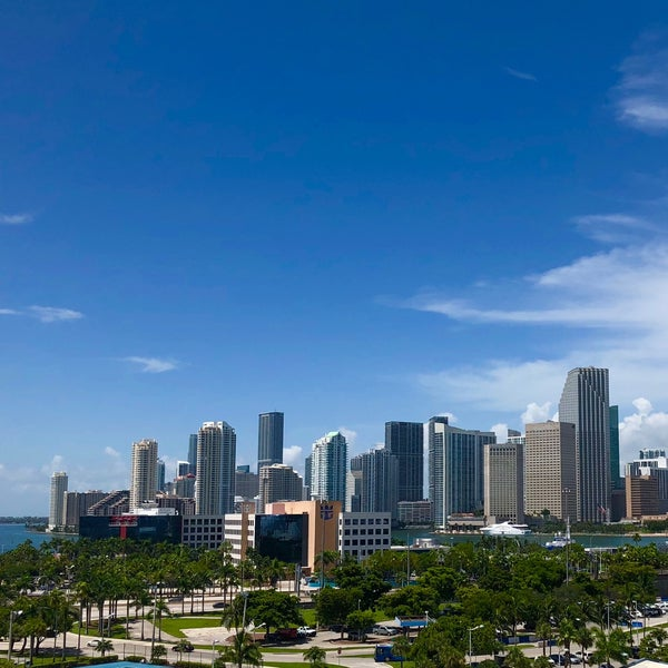 Miami Port: Port Of Miami Terminal G