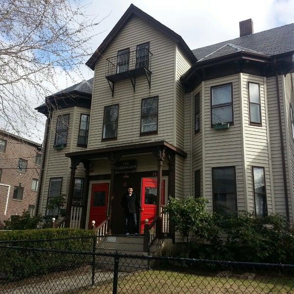 Farrington Inn Boarding House Allston 36 Linden St