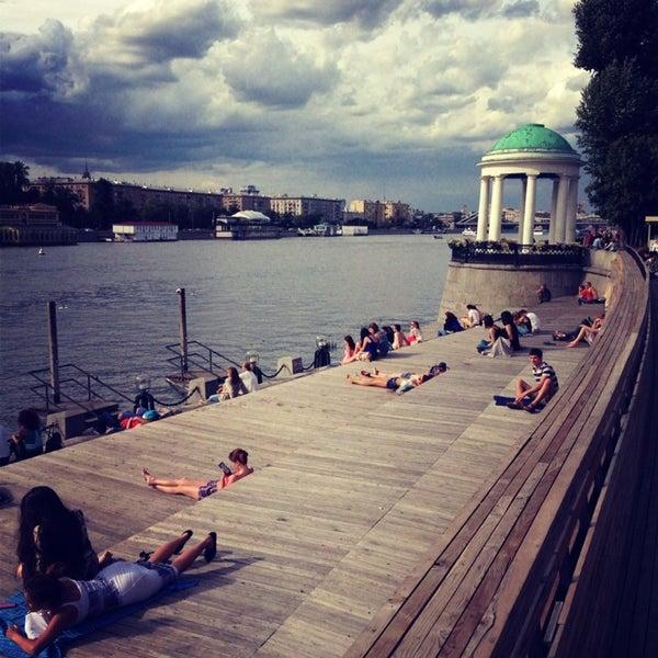 Foto scattata a Gorky Park da Irina B. il 7/22/2013
