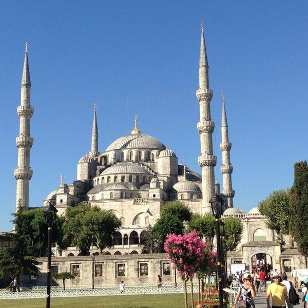 Sultan Ahmet Camii - Sultanahmet - Sultan Ahmet Mah. At ...